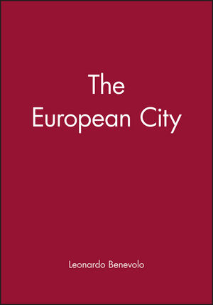 The European City (0631198938) cover image