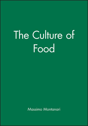 The Culture of Food (0631202838) cover image
