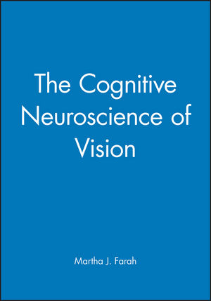 The Cognitive Neuroscience of Vision (0631214038) cover image