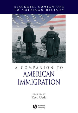 A Companion to American Immigration (0631228438) cover image