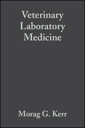 Veterinary Laboratory Medicine, 2nd Edition (0632040238) cover image
