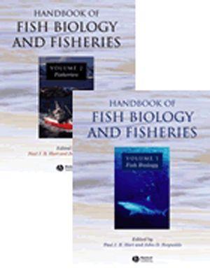 Handbook of Fish Biology and Fisheries: 2 Volume Set
