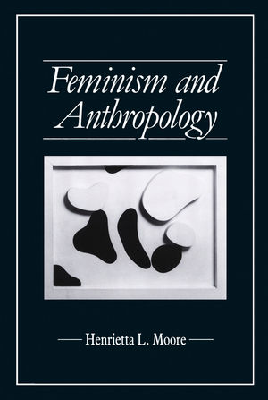 Feminism and Anthropology (0745601138) cover image