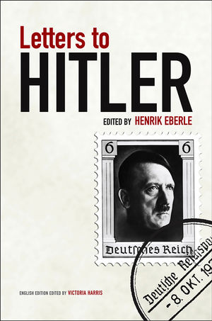 Letters to Hitler (0745648738) cover image