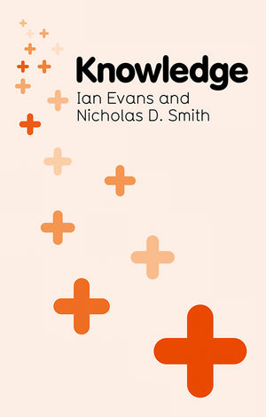 Knowledge (0745650538) cover image
