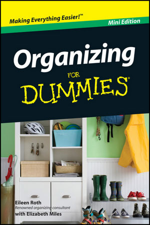 Organizing For Dummies, Mini Edition (1118042638) cover image