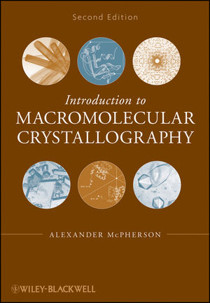 Introduction to Macromolecular Crystallography, 2nd Edition (1118210638) cover image
