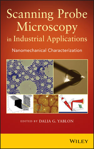 Scanning Probe Microscopy for Industrial Applications: Nanomechanical Characterization (1118288238) cover image