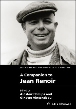 A Companion to Jean Renoir (1118325338) cover image