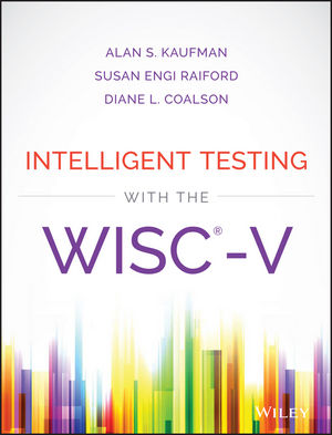 Intelligent Testing with the WISC-V (1118589238) cover image