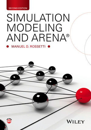 Simulation Modeling and Arena, 2nd Edition (1118608038) cover image