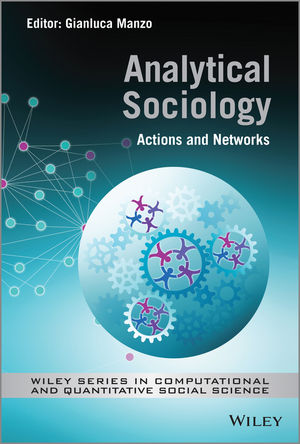 Analytical Sociology: Actions and Networks (1118762738) cover image