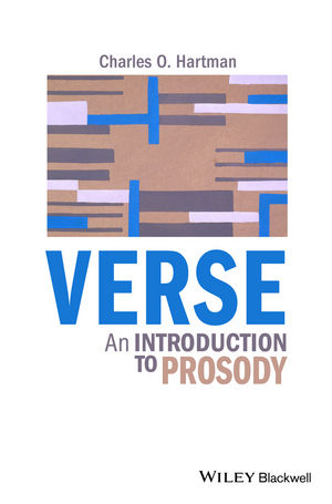 Verse: An Introduction to Prosody (1118894138) cover image