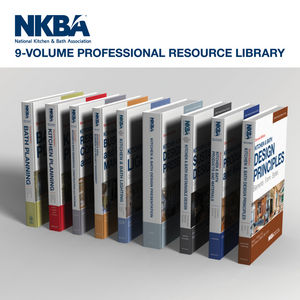 NKBA Professional Resource Library, 9 Volume Set (1119058538) cover image