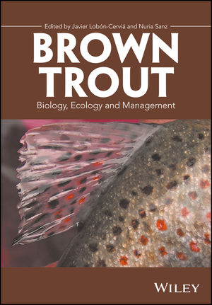 Brown Trout: Biology, Ecology and Management (1119268338) cover image