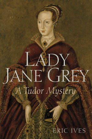 Lady Jane Grey: A Tudor Mystery (1405194138) cover image