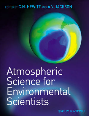 Atmospheric Science for Environmental Scientists (1444308238) cover image
