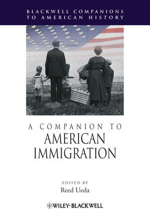 A Companion to American Immigration (1444338838) cover image