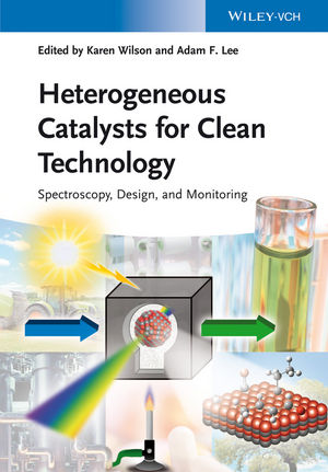 Heterogeneous Catalysts for Clean Technology: Spectroscopy, Design, and Monitoring