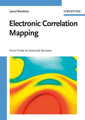 Electronic Correlation Mapping: From Finite to Extended Systems
