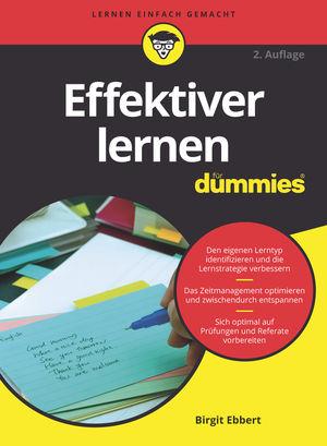 Effektiver Lernen für Dummies, 2. Auflage