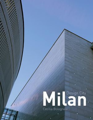 Design City Milan (0470026839) cover image