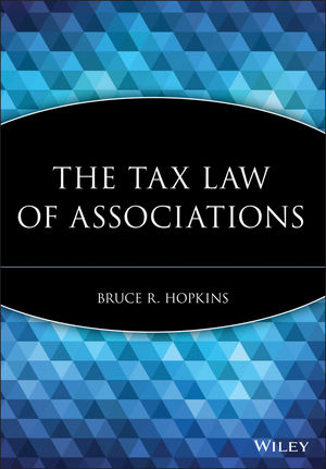 The Tax Law of Associations (0470050039) cover image
