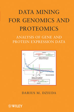 Data Mining for Genomics and Proteomics: Analysis of Gene and Protein Expression Data  (0470163739) cover image