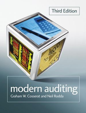 Modern Auditing, 3rd Edition