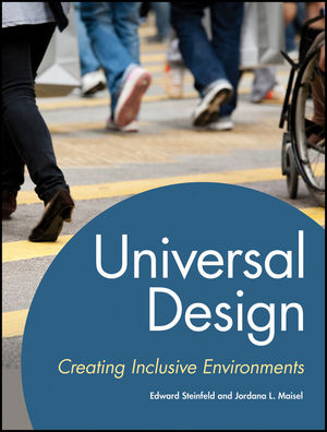 Universal Design: Creating Inclusive Environments (0470399139) cover image