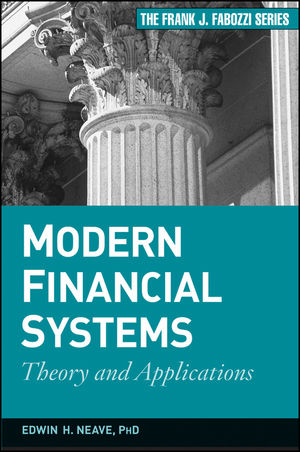 Modern Financial Systems: Theory and Applications (0470538139) cover image