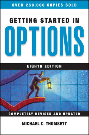 Getting Started in Options, 8th Edition (0470553839) cover image