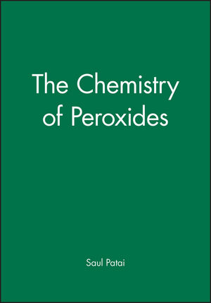 The Chemistry of Peroxides