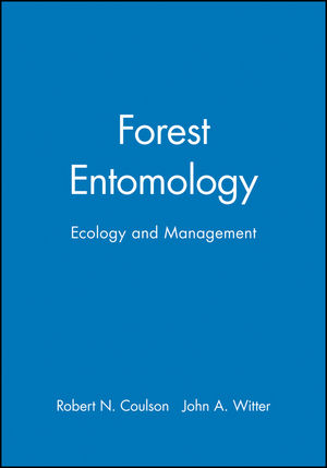 Forest Entomology: Ecology and Management (0471025739) cover image