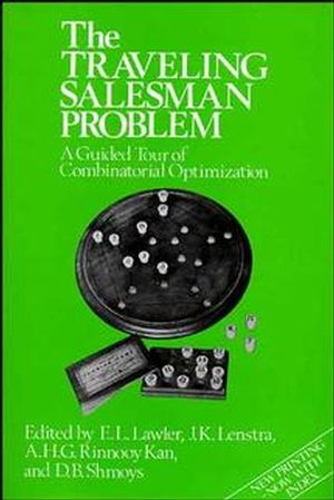 The Traveling Salesman Problem: A Guided Tour of Combinatorial Optimization (0471904139) cover image