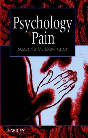 Psychology of Pain (0471957739) cover image