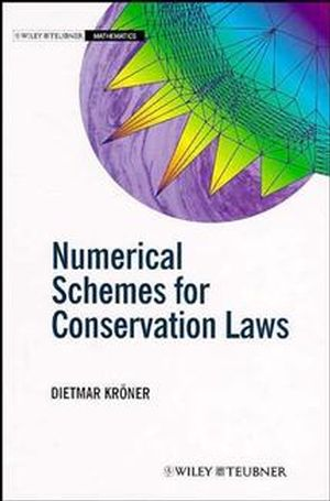 Numerical Schemes for Conservation Laws (0471967939) cover image