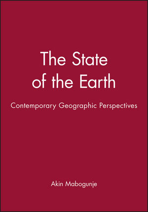 The State of the Earth: Contemporary Geographic Perspectives