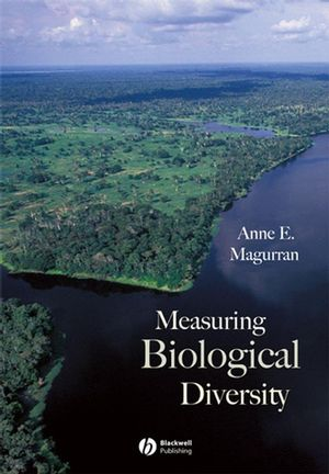 Measuring Biological Diversity (0632056339) cover image