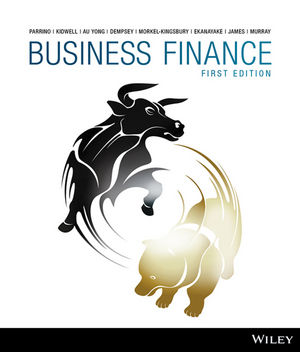 Business Finance 1e WileyPLUS Learning Space + Wiley E-Text Powered by Vitalsource