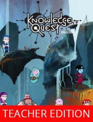Knowledge Quest English 2 Teacher Edition (Online Purchase)