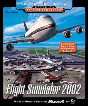 Flight Simulator 2002 poster image