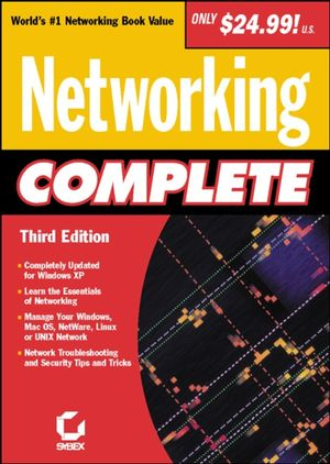 Networking Complete, 3rd Edition