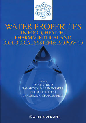 Water Properties in Food, Health, Pharmaceutical and Biological Systems: ISOPOW 10 (0813812739) cover image