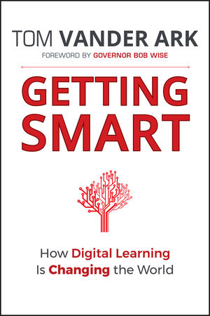 Book Cover Image for Getting Smart: How Digital Learning is Changing the World