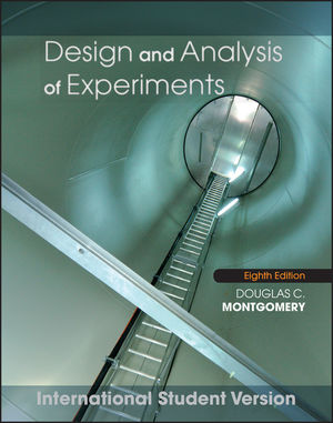design and analysis of experiments 9th edition montgomery pdf