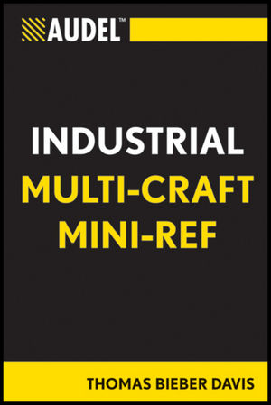 Audel Multi-Craft Industrial Reference (1118131339) cover image