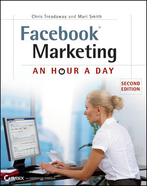 Facebook Marketing: An Hour a Day, 2nd Edition (1118147839) cover image