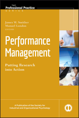 Performance Management: Putting Research into Action (1118289439) cover image
