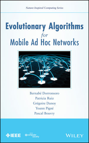 Evolutionary Algorithms for Mobile Ad Hoc Networks (1118341139) cover image